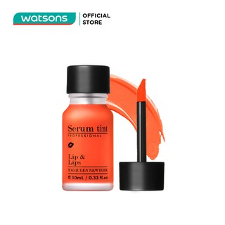 Son Môi Dạng Nước Macqueen Newyork Serum Tint Lip Lips 43G . 03 Orange