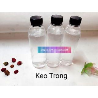 330ml Keo Trong Đặc đóng chai nguyên liệu làm slime