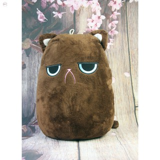 [CHUẨN]Gấu bông Oenpe nâu mèo mặt buồn siêu cute ngộ nghĩnh