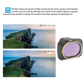 [PRETTYIA1]Replacement High Quality CPL/ND Lens Filters Fit for DJI Mavic Mini Mini 2 Drone Camera Accessories