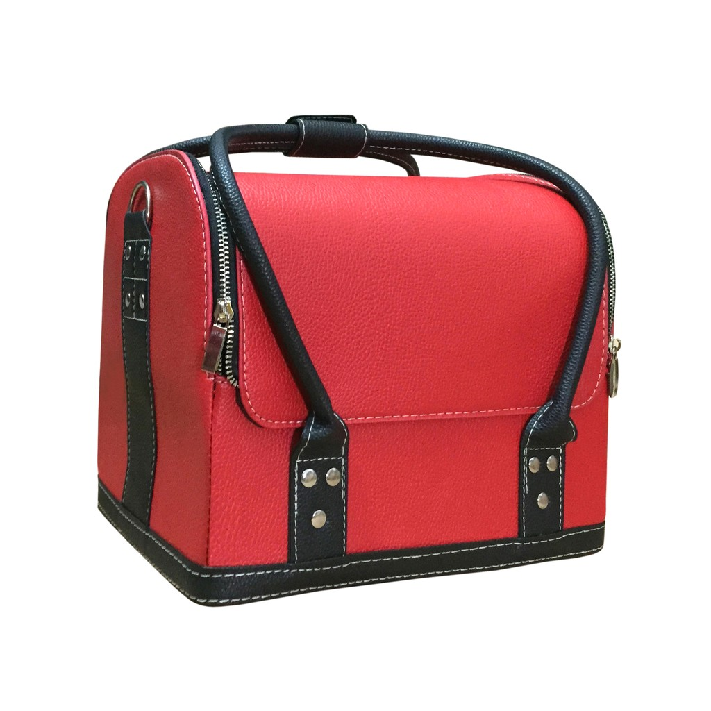 Túi da trang điểm Makeup Pro 002