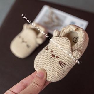 Giày tập đi mềm mại cho bé trai bé gái