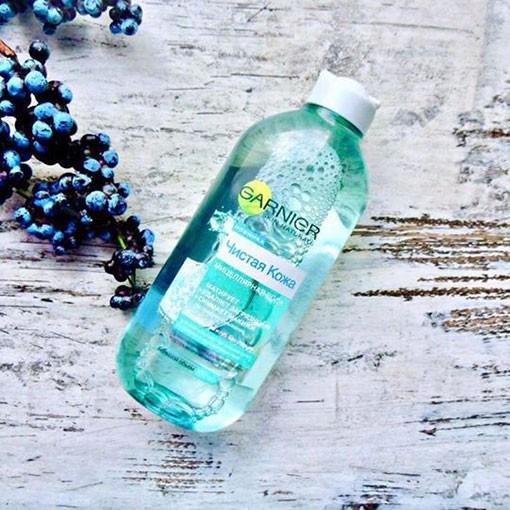 [CHINH HÃNG] Nước tẩy trang cho da dầu mụn Garnier Pure Active Micellar Cleansing Water (400 ml) - Pháp