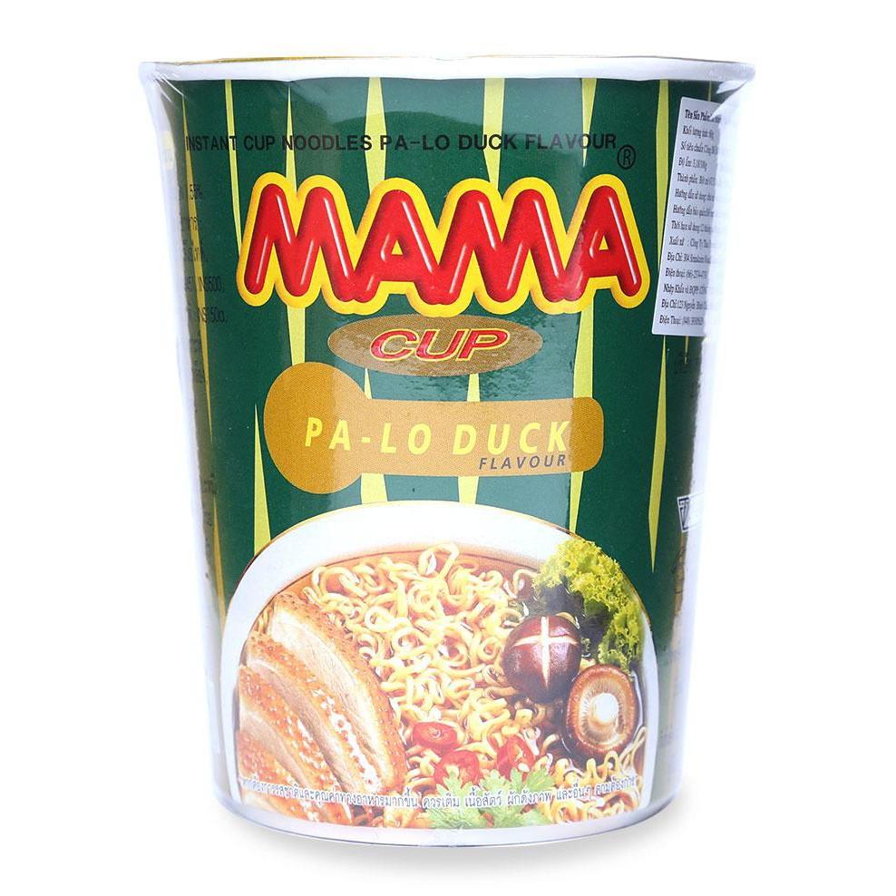 Mì Ly Mama Vị Vịt Tiềm 60 G