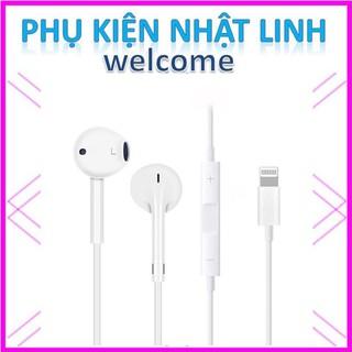 Tai nghe nhạc bluetooth nhét tai có mic dành cho iPhone X XS Max 8 7-Phụ Kiện Nhật Linh