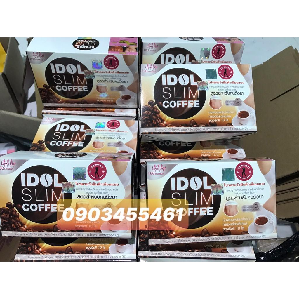 combo 3 hộp giảm cân cấp tốc IDol Slim chuẩn MẪU CŨ [kèm quà]