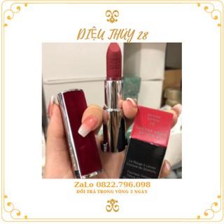Son Givenchy Le Rouge Deep Velvet Màu 36 Linterdit