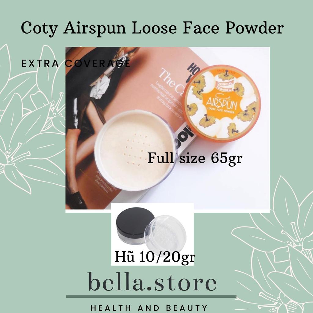 Phấn phủ Coty Loose Face Powder