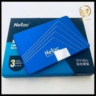 Ổ Cứng SSD NETAC 120GB 128GB 256GB 512GB Ổ Cứng Máy Tính PC Laptop 2.5inch Cổng SATA3 6Gb s - OHNO VIỆT NAM thumbnail