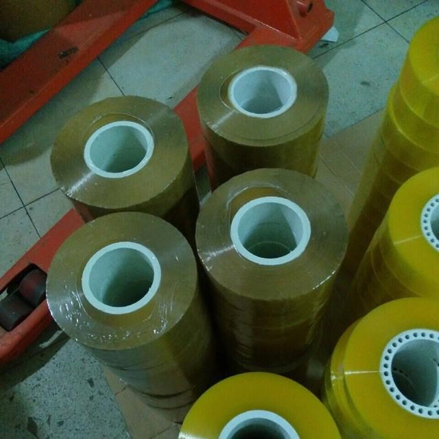 [Rẻ Vô Địch]băng dính vàng đục đóng hàng 1kg giá 40k 1 cuộn