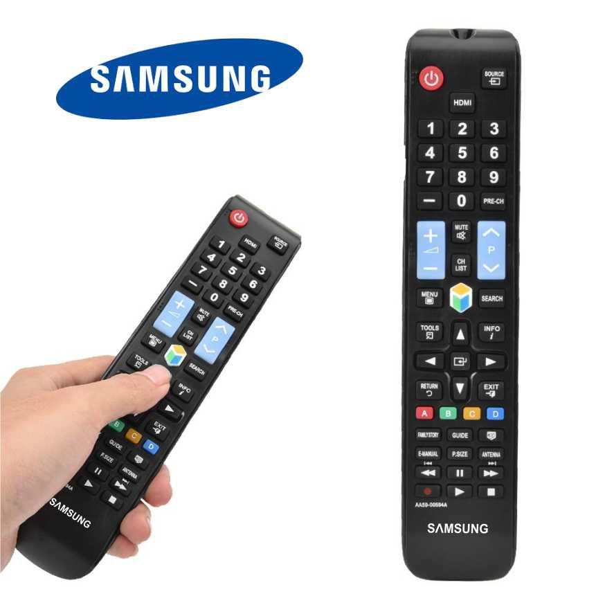 Điều khiển Tivi SAMSUNG smart mã (AA59-...) Cho tất các đời TV Samsung hiện nay.