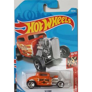 Xe mô hình Hot wheels 1:64 2018 – '32 Ford
