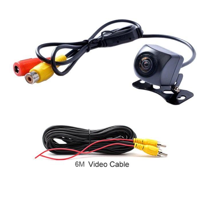 Camera lùi ô tô AHD độ nét cao dành cho màn hình ô tô, xe hơi TJ-HS-XG-GJ chống nước IP68