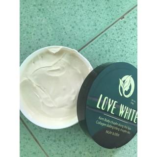 Body love white