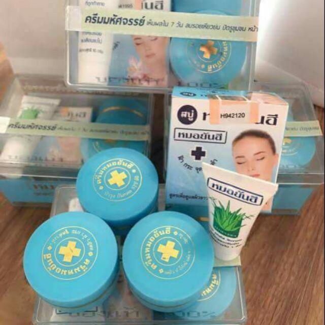 Combo 5 sản phẩm đặc trị mụn của Thái Lan - 14631092 , 659511158 , 322_659511158 , 450000 , Combo-5-san-pham-dac-tri-mun-cua-Thai-Lan-322_659511158 , shopee.vn , Combo 5 sản phẩm đặc trị mụn của Thái Lan