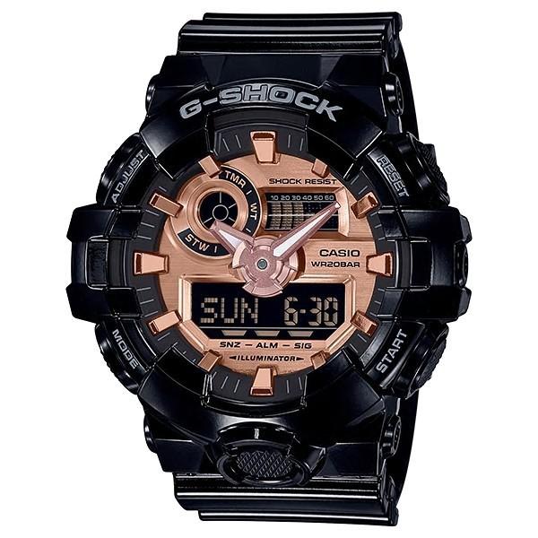แท้ Casio G-SHOCK ของแท้ GA-700MMC-1ADR นาฬิกาสำหรับกีฬาแฟชั่น