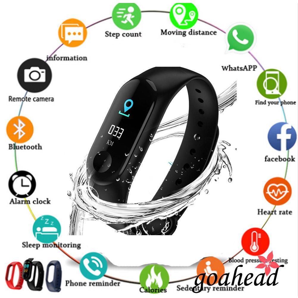 Đồng hồ thông minh hỗ trợ theo dõi sức khỏe cho nam nữ