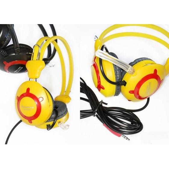 Headphone V2k Tai nghe trâu vàng ( Màu Đen - Vang) - 2690631 , 45509264 , 322_45509264 , 60000 , Headphone-V2k-Tai-nghe-trau-vang-Mau-Den-Vang-322_45509264 , shopee.vn , Headphone V2k Tai nghe trâu vàng ( Màu Đen - Vang)