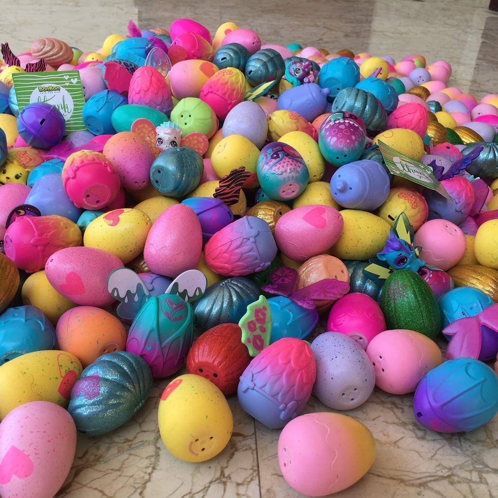 Trứng Hatchimals các phiên bản/mùa khác nhau - đồ chơi chính hãng cho bé BonBonToys