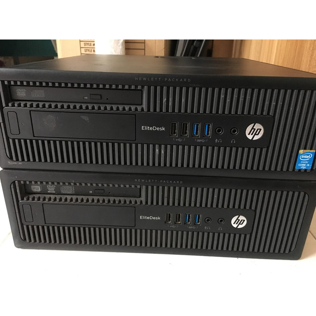 Máy Bộ Văn Phòng HP EliteDesk 800 I5 4460 Ram 8G Giá chỉ 3.900.000₫