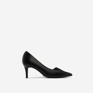 Hàng Mới Về Vascara – Giày Cao Gót Bít Mũi Nhọn – BMN 0325 – Màu Đen