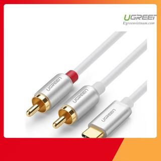 [SẬP GIÁ SỈ = LẺ] Cáp USB Type C 3.1 to RCA Chính Hãng Ugreen 30735 dài 1,5M