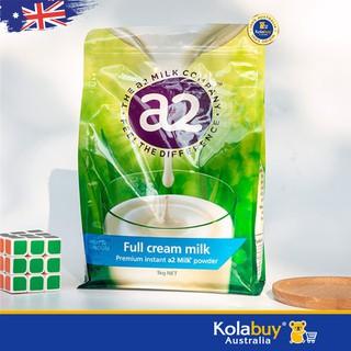 Sữa bột A2 nguyên kem của Úc Milk Powder Full Cream 1kg thumbnail