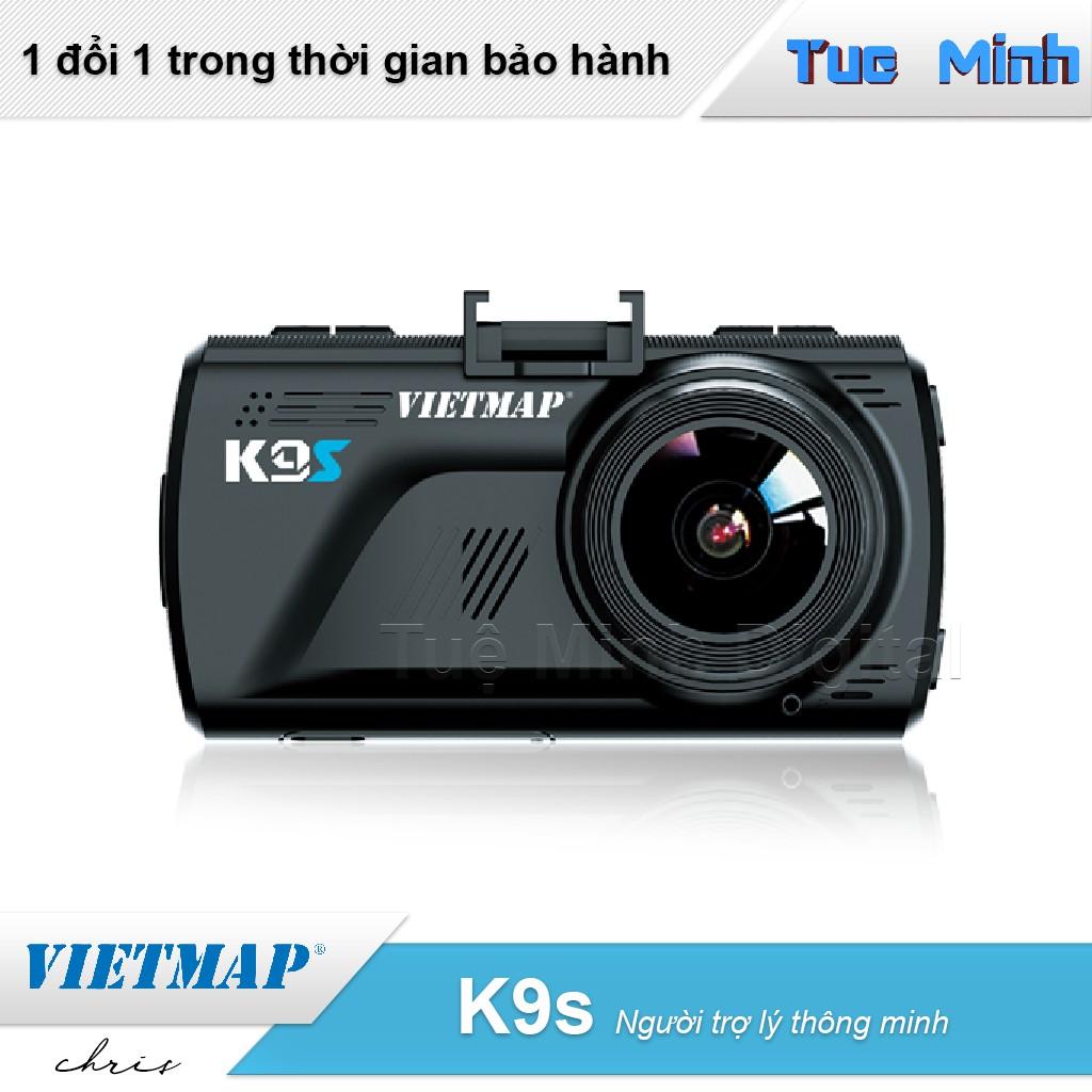 Camera hành trình Vietmap K9s - GPS, cảnh báo giao thông