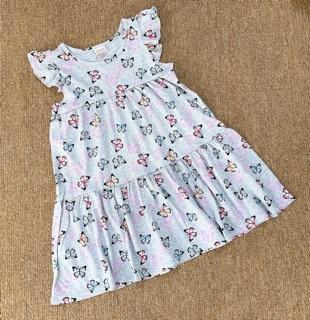 Váy cotton bé gái Gym size 6-14(22-45kg)