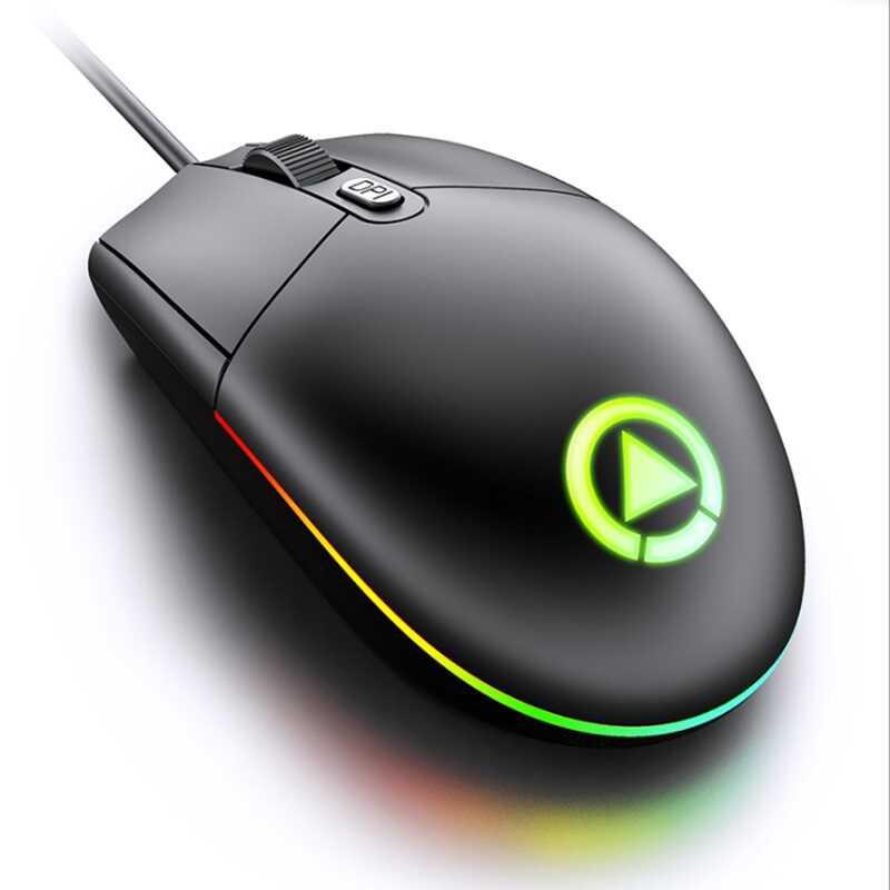 Chuột Có Dây Game thủ G3SE LED RGB