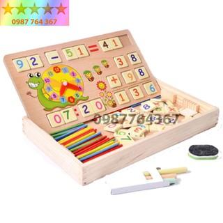 Bộ đồ chơi chữ số giúp bé thông minh