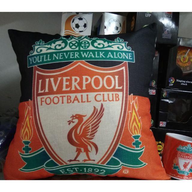 Ảnh thật gối ôm Liverpool