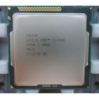Intel® Core™ i5-2400 CPU Socket 1155