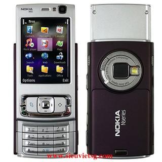 N95 Cổ Hãng Điện 2g Độc Thoại Chính Nokia Điển