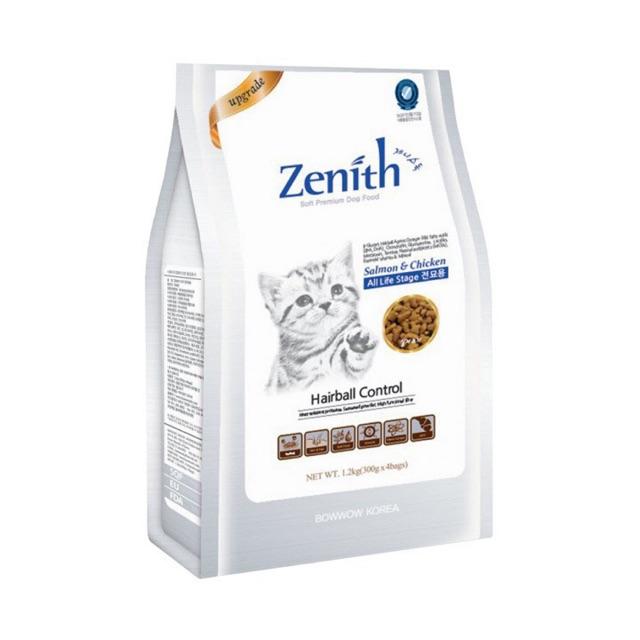 Thức ăn hạt mềm cho mèo Zenith Hairball 1.2kg - 14937469 , 2693994251 , 322_2693994251 , 225000 , Thuc-an-hat-mem-cho-meo-Zenith-Hairball-1.2kg-322_2693994251 , shopee.vn , Thức ăn hạt mềm cho mèo Zenith Hairball 1.2kg