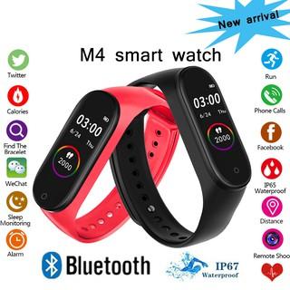 M4 Smart Band 4 Fitness Tracker Watch Smartband Band 4 NFC Heart Rate Sport Bracelet