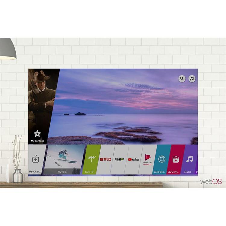 Smart Tivi LG 43 inch 4K UHD 43UK6340PTF