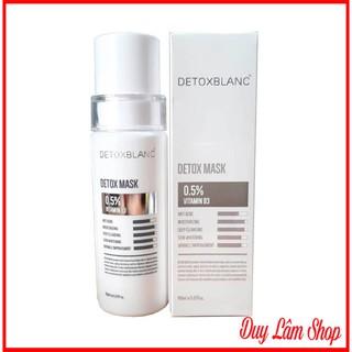 Mặt Nạ Thải Độc Detox Blanc mẫu mới số 1 thumbnail