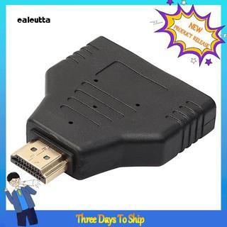 Bộ chuyển đổi HDMI nam sang 2 nữ 1 đầu vào 2 đầu ra chất lượng cao