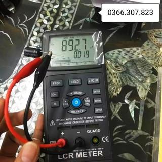 Đồng hồ đo cuộn cảm LUTRON LCR-9184 (100HZ – 100KHZ)