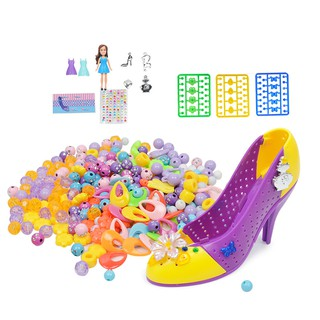 Kids Toys Set Funny Educational Novelty DIY Craft Toys Girls Play Set