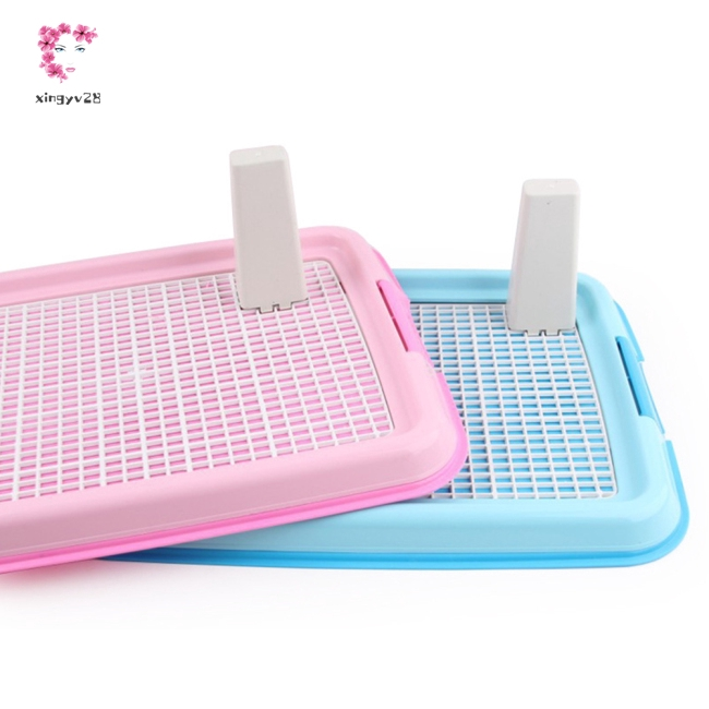 Mesh Pet Toilet Column Dog Cat Toilet Lattice Potty Toilet Pee Training Toilet Accessories