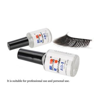15ml False Eyelashes Removal Cleanser Makeup Tool