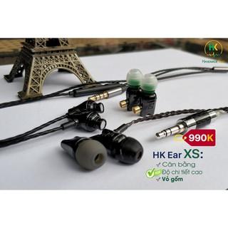 Tai nghe tự chế HK Ear XS (Cân bằng)