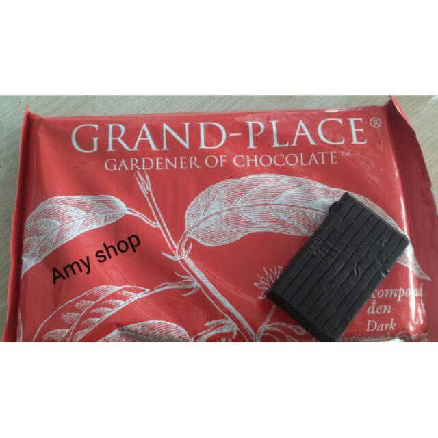 Lẻ Socola đen/ trắng Grand Place 111g