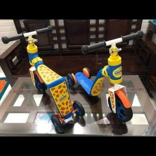 Xe scooter 2in1(quà của sữa Abbott)