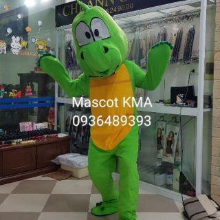 Quần áo hoá trang Mascot Khủng long – sinh nhật, sự kiện