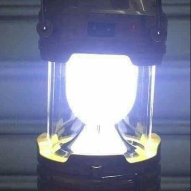 Đèn rút tích điện sử dụng liên tục từ 4. -6 giờ