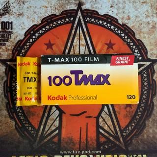 Kodak 100 Tmax OUTDATE – Film 120 mm