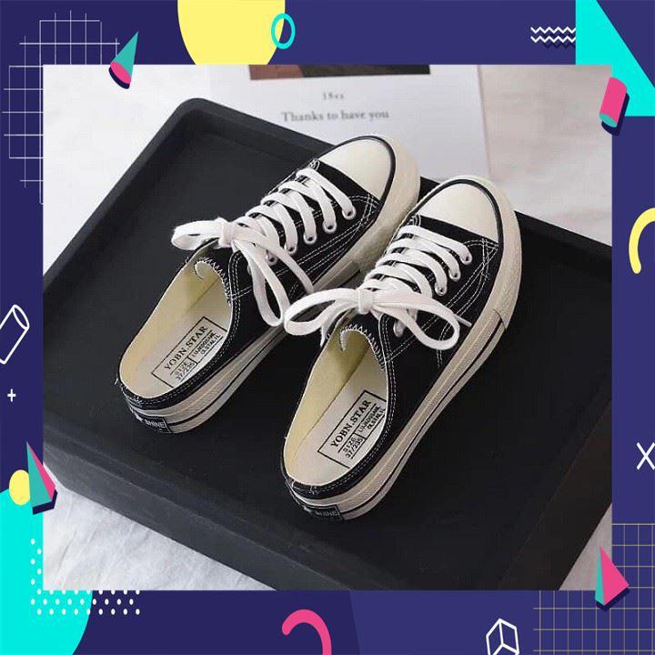 Giày sneaker, giày nữ Sale 50% đẹp 2019, giày sục nữ màu đen, vàng, trắng mã A07 - 21905299 , 5104481758 , 322_5104481758 , 190000 , Giay-sneaker-giay-nu-Sale-50Phan-Tram-dep-2019-giay-suc-nu-mau-den-vang-trang-ma-A07-322_5104481758 , shopee.vn , Giày sneaker, giày nữ Sale 50% đẹp 2019, giày sục nữ màu đen, vàng, trắng mã A07